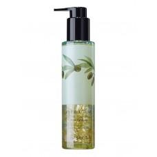 Масло для очищения лица The Saem Marseille Olive Cleansing Oil Fresh Purifying с экстрактом оливы, 140 мл