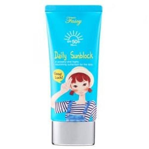 Крем солнцезащитный Fascy Daily Sunblock, 60 мл