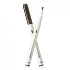 Тинт-лайнер для глаз The Saem Saemmul tail-pen tint liner 02 Brown, 7 гр.