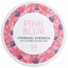 Гидрогелевые патчи для глаз G9SKIN Pink Blur Hydrogel Eye Patch, 100 гр.