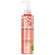 Пенка для умывания G9SKIN Grapefruit Vita Bubble Oil Foam, 210 гр.