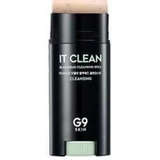 Бальзам-стик для очищения пор на лице G9SKIN It Clean Blackhead Cleansing Stick, 15 гр.