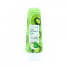 Гель для лица и тела многофункциональный Milatte Fashiony Fruit Soothing Gel Kiwi, 200 гр.