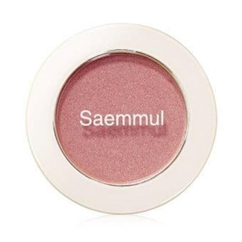 Тени для век мерцающие The Saem Saemmul Single Shadow (Shimmer) PK03, 2 гр.
