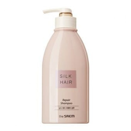 Шампунь для волос The Saem Silk Hair Repair Shampoo, 320 мл