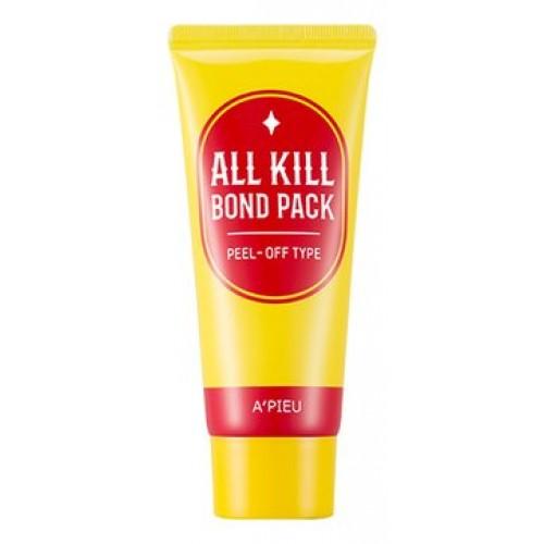 Очищающая маска-пленка для лица A'Pieu All Kill Bond Pack, 60 мл