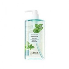 Гель для душа The Saem Touch on Body Water Mint Body Wash, мятный, 300 мл.
