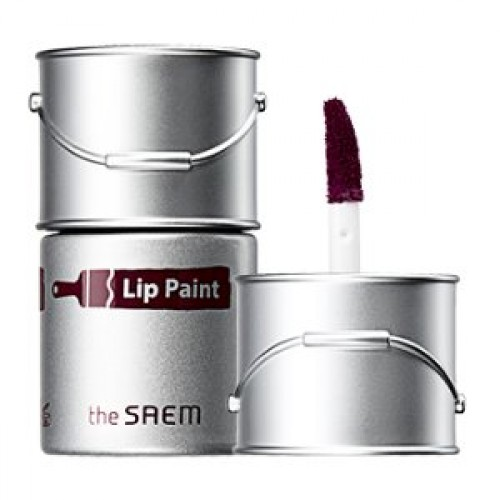 Тинт-помада для губ The Saem Lip Paint 10 Chili Pepper, 6,5 мл