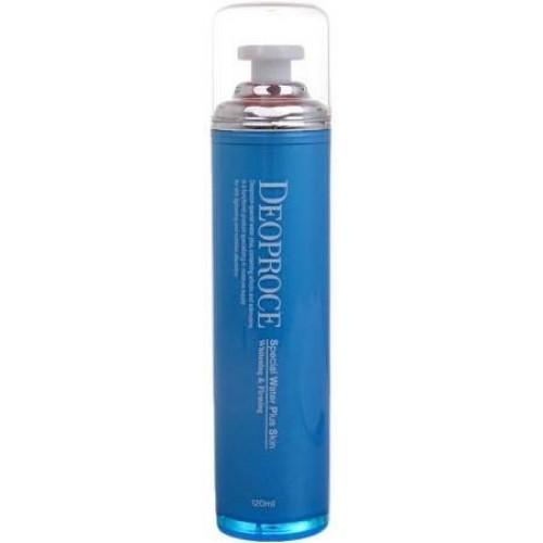 Флюид увлажняющий на водной основе Deoproce Special Water Plus Skin, 120 мл