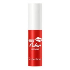 Тинт для губ Berrisom Oops My Color Lip Coat Velvet 03 Coral Flash, 3 гр.