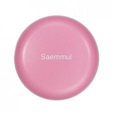Румяна стойкие мерцающие The Saem Saemmul Smile Bebe Blusher Bling Pink, 6 гр.