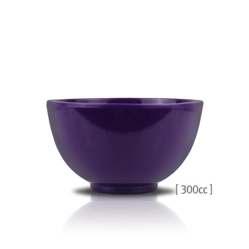 Чаша для размешивания маски Anskin Rubber Bowl Small Purple маленькя, сиреневая, 300 мл