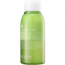 Средство для снятия макияжа с глаз и губ Mizon Real Oatmeal Essential Lip & Eye Remover, 100 мл