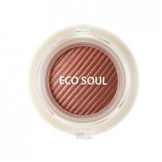 Тени гелевые для век The Saem Eco Soul Swag Jelly Shadow Just a Moment, 4,8 гр.