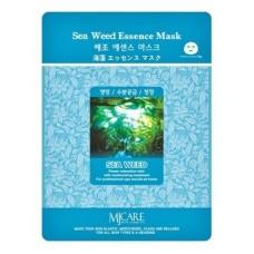 Тканевая маска для лица Mijin Sea Weed Essence Mask морские водоросли, 23 гр.