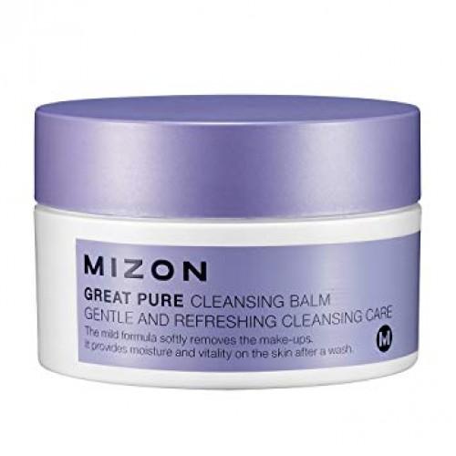 Очищающий бальзам для лица Mizon Great Pure Cleansing Balm, 80 мл