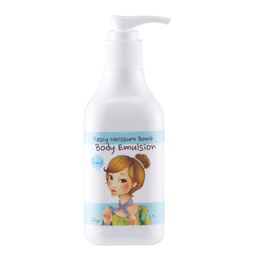 Эмульсия для тела молочная Fascy Moisture Bomb Body Emulsion Milk, 250 мл