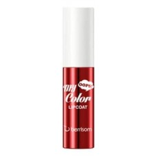 Тинт для губ Berrisom Oops My Color Lip Coat Enamel 03 Morange Red, 3 гр.
