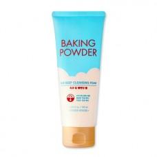 Пенка для умывания Etude House Baking Powder BB Deep Cleansing Foam, 160 мл.