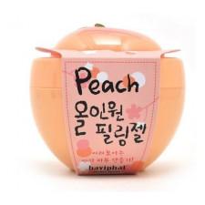 Гелевый пилинг для лица Baviphat Peach All-in-one Peeling персиковый, 100 мл
