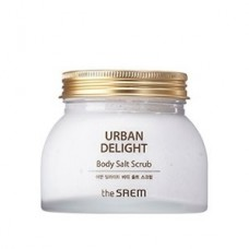 Скраб для тела The Saem Urban Delight Body Salt Scrub, 280 гр.