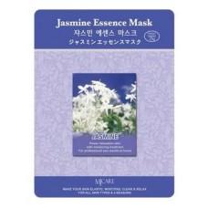 Тканевая маска для лица Mijin Jasmine Essence Mask с экстрактом жасмина, 23 гр.