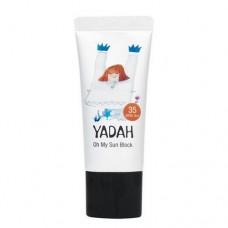 Солнцезащитный крем для тела YADAH Oh My Sun Protection Milk, 100 мл