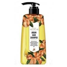 Шампунь для поврежденных волос Welcos Around Me Argan Hair Shampoo, 500 мл