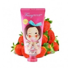Крем для рук Fascy Moisture Bomb Hand Cream Strawberry, 80 мл.