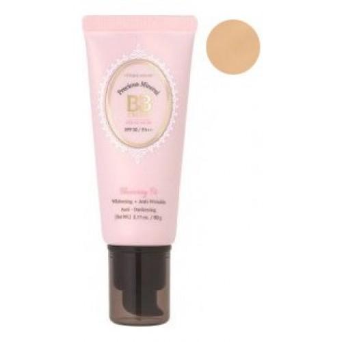 ВВ крем минеральный Etude House Precious Mineral BB Cream Cotton Fit W13, 60 гр.