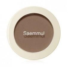 Румяна The Saem Saemmul Single Blusher BR01 Call Me Brown, 5 гр.