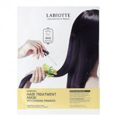 Восстанавливающая маска для волос Labiotte Marryeco Hair Treatment Mask with Evening Primrose, 18 гр. и 5 мл.