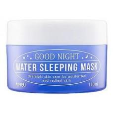 Ночная увлажняющая маска для лица A'Pieu Good Night Water Sleeping Mask, 110 мл
