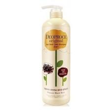Шампунь-бальзам для волос Deoproce Original Hair Root Care 2-in-1 Shampoo Black Bean, 1000 мл