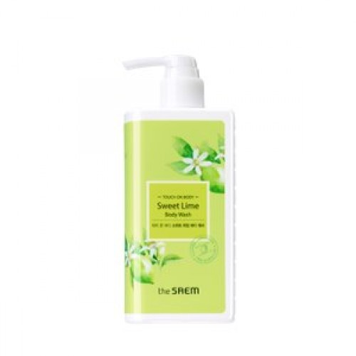Гель для душа The Saem Touch on Body Sweet Lime Body Wash, сладкий лайм, 300 мл