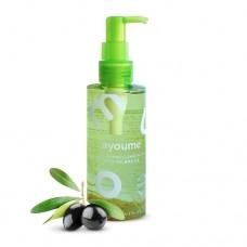 Гидрофильное масло для лица Ayoume Olive Herb Cleansing Oil, 150 мл.
