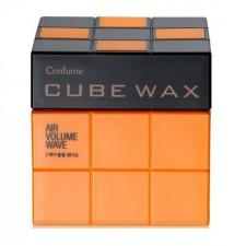 Воск для укладки волос Welcos Confume Cube Wax Air Volume Wave, 80 мл