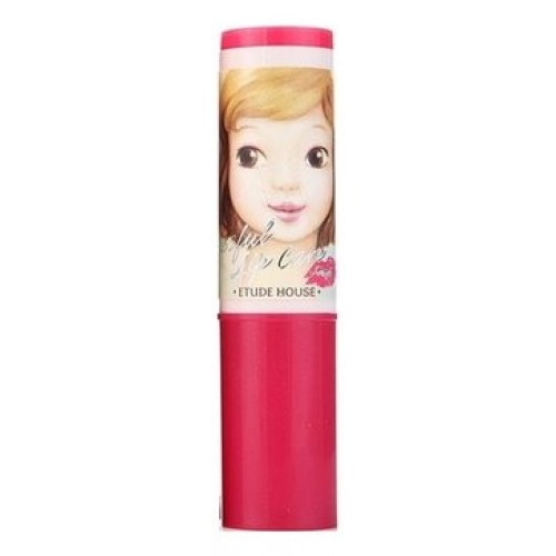Ультраувлажняющий бальзам для губ Etude House Kissfull Lip Care 03 Cherry, 3,5 гр.