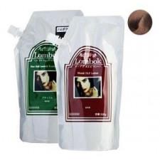 Система для ламинирования волос Lombok Original set Light Brown, 500 мл*2