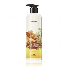 Гель для душа Deoproce Healing Mix & Plus Body Cleanser Honey White Jasmine, мед и жасмин, 750 гр.