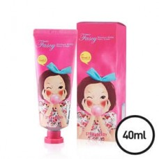 Крем для рук Fascy Moisture Bomb Hand Cream STRAWBERRY, 40 мл.