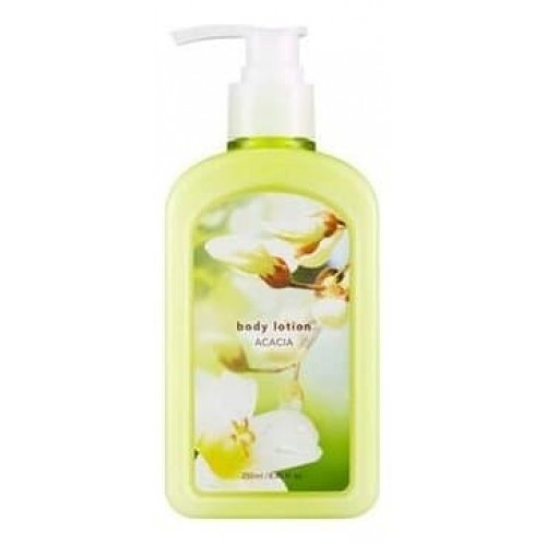 Лосьон для тела Nature Republic Bath & Nature Acacia Body Lotion с экстрактом акации, 250 мл