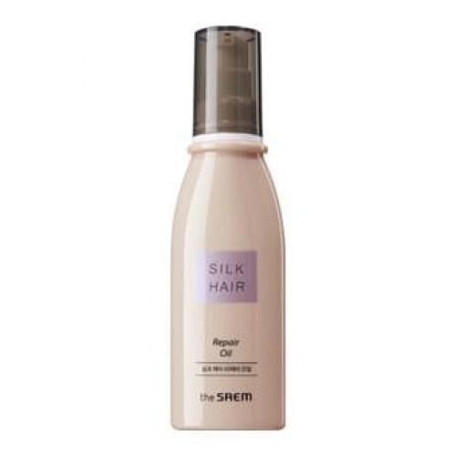 Масло для поврежденных волос The Saem Silk Hair Repair Oil, 80 мл