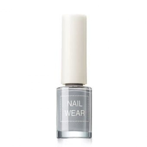 Лак для ногтей Nail Wear 33 Moonkle Gray, 7 мл