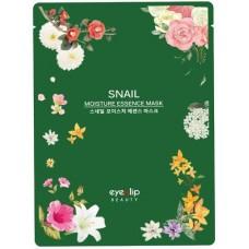 Тканевая маска для лица Eyenlip Snail Moisture Essence Mask, 25 мл