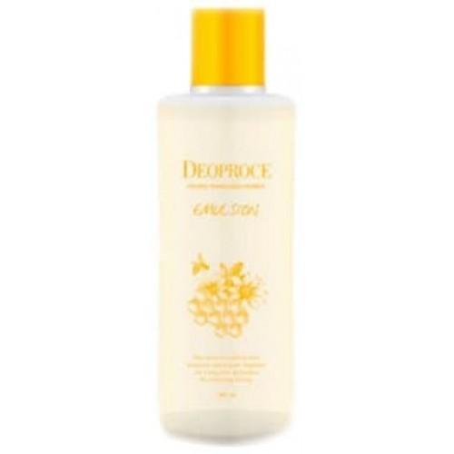 Эмульсия для лица питательная Deoproce Hydro Enriched Honey Emulsion с экстрактом меда, 380 мл