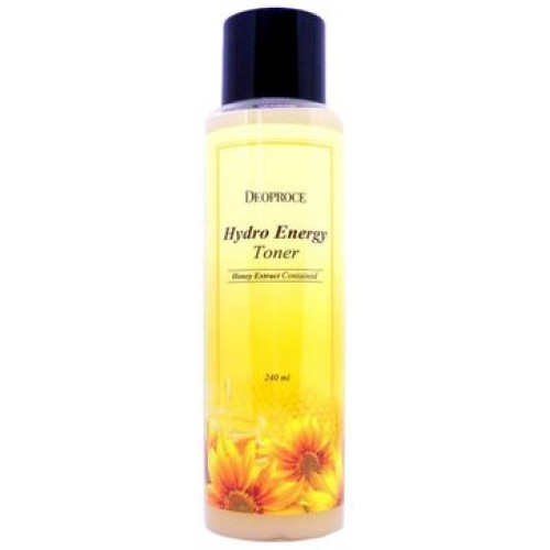Тонер для лица Deoproce Hydro Energy Honey Extract Toner с экстрактом меда, 240 мл