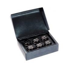 Маска для лица пептидная Anskin Intensive Lifting Peptide Mask, 6 шт. по 3 гр.