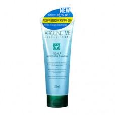 Шампунь для волос и кожи головы тонизирующий Welcos Around Me Scalp Refreshing Shampoo, 230 мл
