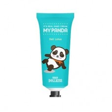 Крем для рук Baviphat It's Real My Panda Hand Cream 04 Deli Lotus, 30 гр.